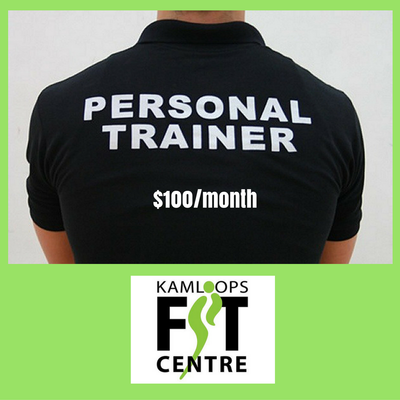 Personal Distance Training Program